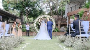 Wedding Package for 50pax
