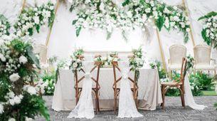 Special Intimate Wedding Decoration