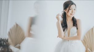 Prive Package (Wedding gown, mua, Photo&Video for your Holy Matrimony)