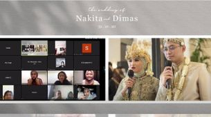 Online Wedding / Live Streaming