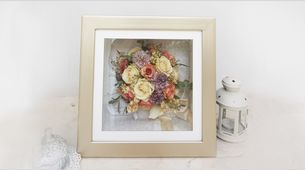 Flower Preservation - Square Package