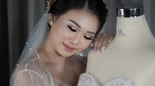 Wedding makeup - Platinum Package