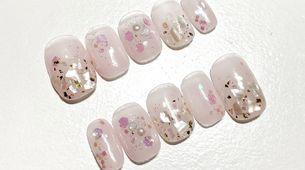 MAXI Wedding Nails
