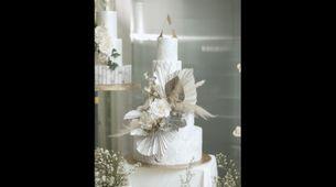 4 Tiered Wedding Cake B