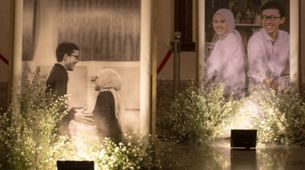 Premium Intimate Wedding at Teraskita Hotel