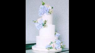 3 Tiered Wedding Cake B