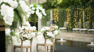 Amarillis Floral and Party Decorator - Outdoor Wedding Decoration with Free Hand Bouquet