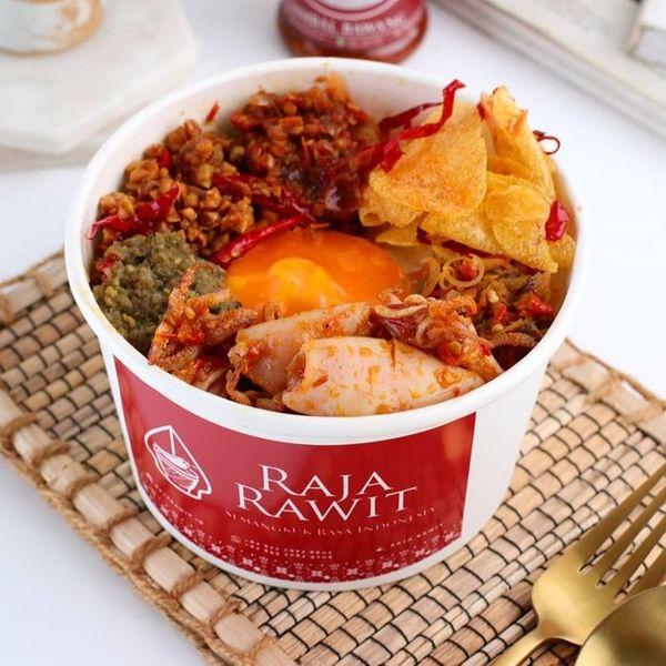 Raja Rawit - Rice Bowl