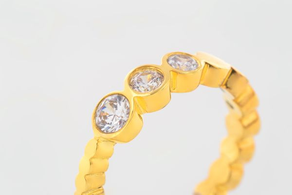 Crown II - 18K Gold