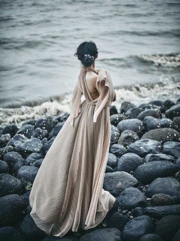 IRIS bridesmaid dress