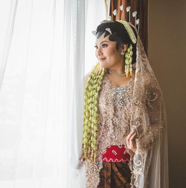 Custom Kebaya Akad Wedding
