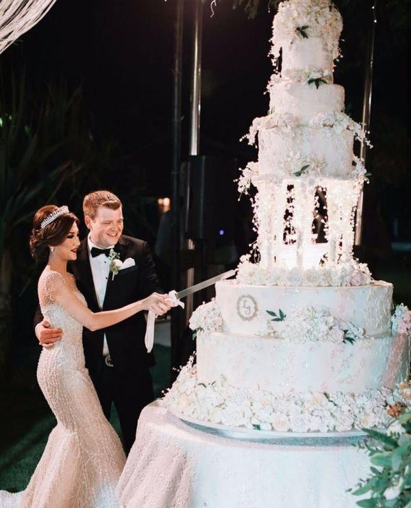 Wedding Cake - CL-105