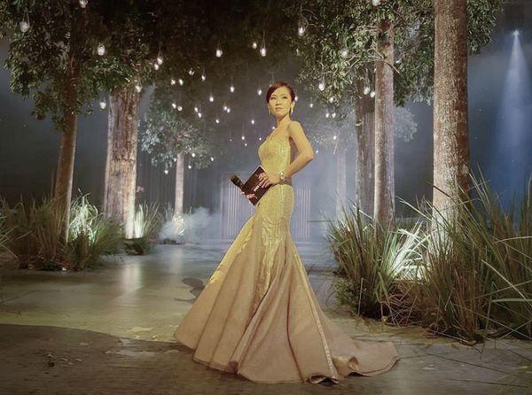 MC Vivien Lin 林香君 for Evening Weekend Wedding Reception
