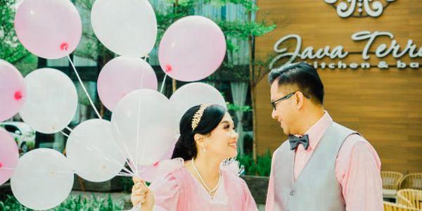 Intimate Wedding Package with Java Terrace & Photolagi.id