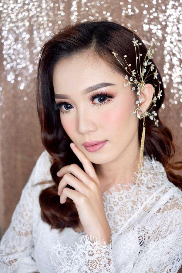 Wedding Airbrush Make Up & Hair Do (Bali) - DEV Make Up Artist
