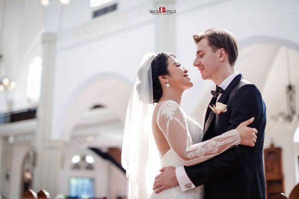 JOURNALIST OF WEDDING ONLINE