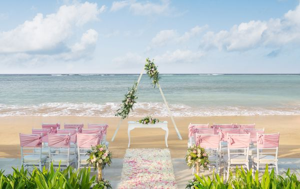 The Laguna  Resort & Spa Bali - Beach Romance Package