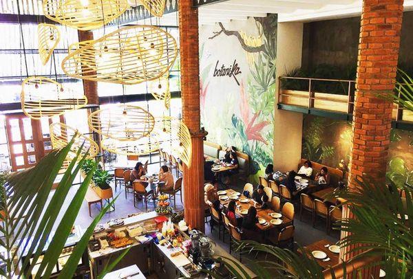 Botanika Cafe Surabaya All in Package