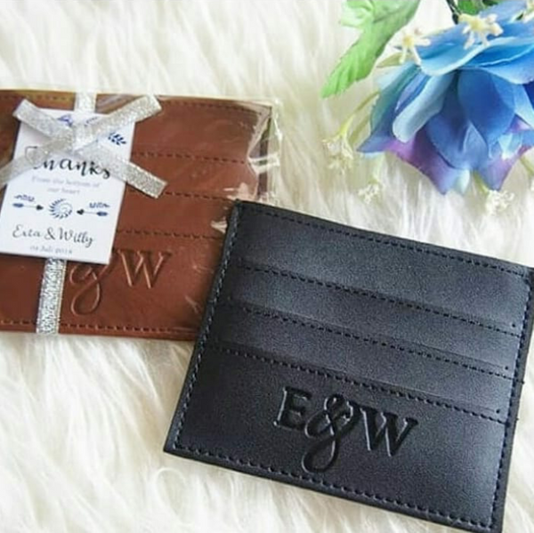 Pouch Card Holder