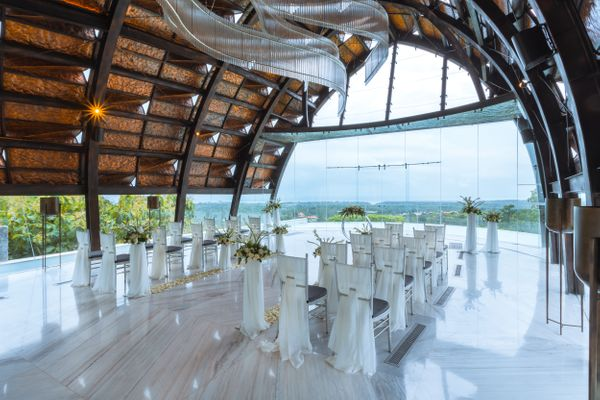 Set Menu Packages for 300 (Uluwatu Ballroom Only)