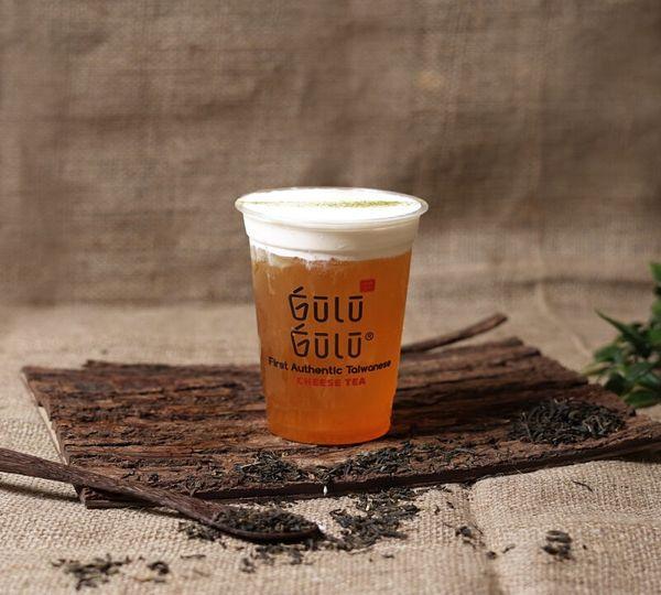 Gulu Gulu - Cheese Green Tea Jasmine