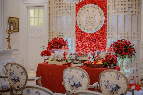 Wedding at Rumah Heritage Jakarta