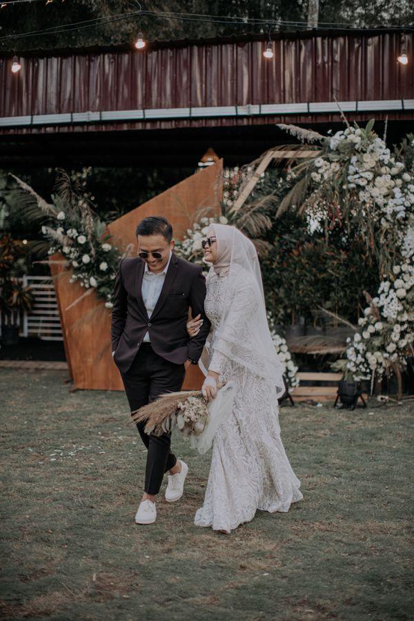 Hexa Images - Paket Foto + Video Wedding A