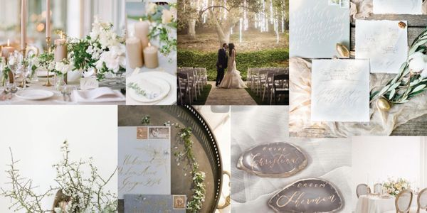 Event Styling Rustic Elegance