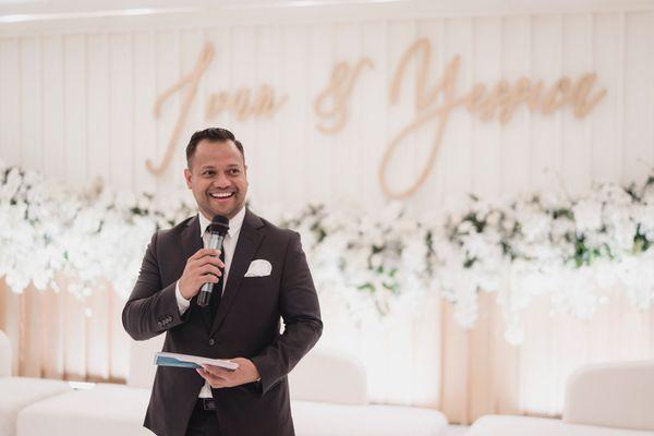 MC Pertunangan (Engagement)