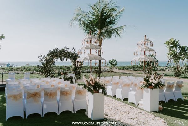 Platinum Sunset Wedding for 100 pax