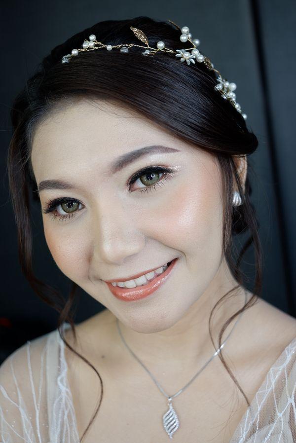 Valentine Makeup Art - Paket Bride