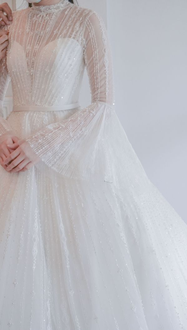 PANSY - Ballgown Wedding Gown