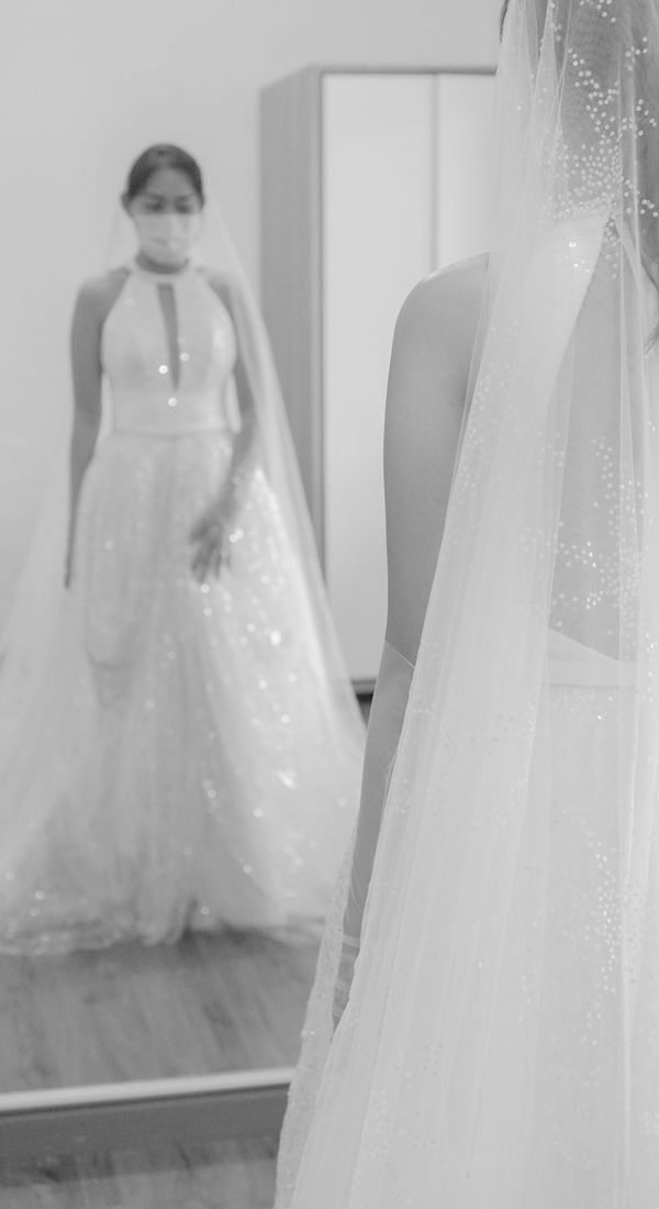 CAMELLIA - Ready to Wear Wedding Gown