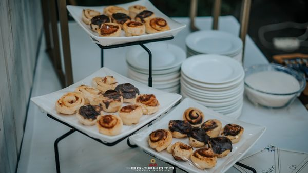 Catering Package 400 Pax