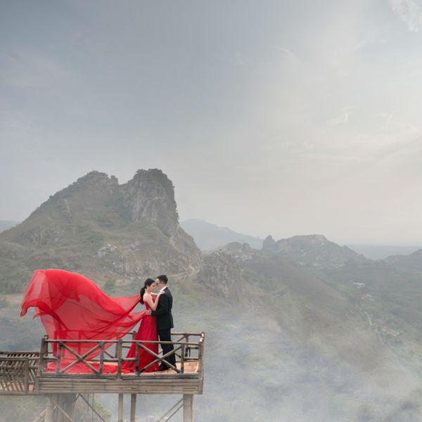 2 Days Pre Wedding Bandung by Dicky