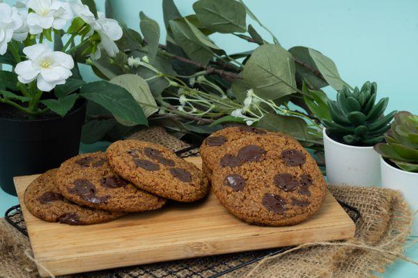 Mookie Vegan Chcolate Chip Cookies