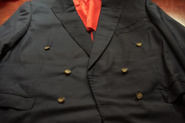 Suits (Jacket & Trouser) Drapers' Fabric