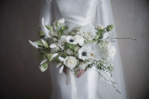 Organic Natural Style Bouquet