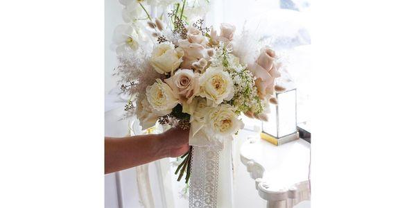 Natural Round Mix Bouquet