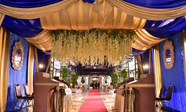 Paket Pernikahan Gedung Puspa Pesona Taman Anggrek 600 pax
