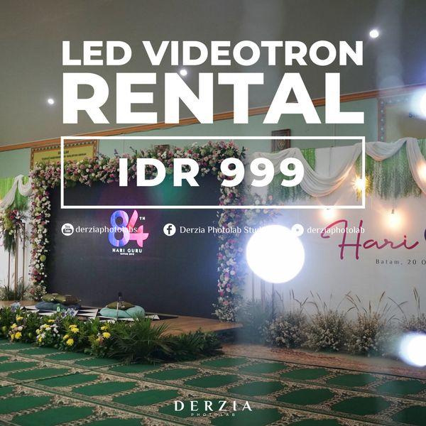 LED VIDEOTRON RENTAL
