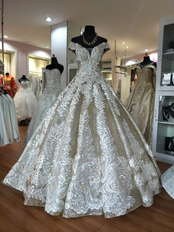 House of Louis - Gown Wedding