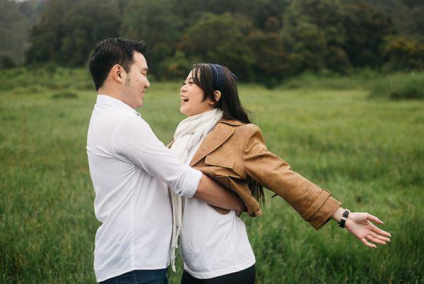 Adara - Pre-wedding photo session