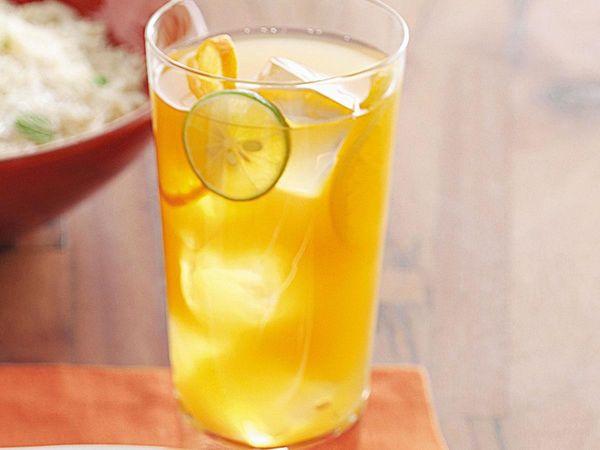 NGOPI EXPRESS - ICED PASSION MINT TEA
