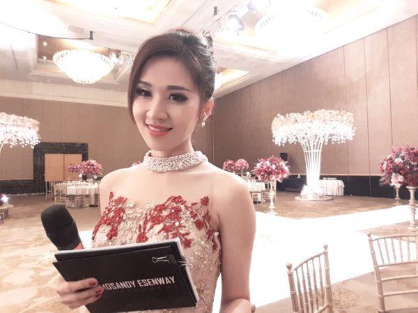 MC Vivien Lin ( 林香君 ) For 2021 Weekend Wedding Reception