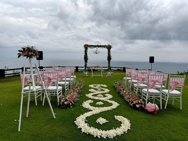 Sekar Jagat Bali - Wedding Ceremony Beach