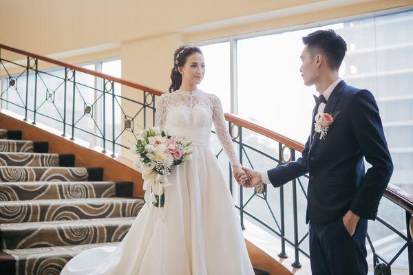 Intimate Wedding Dress