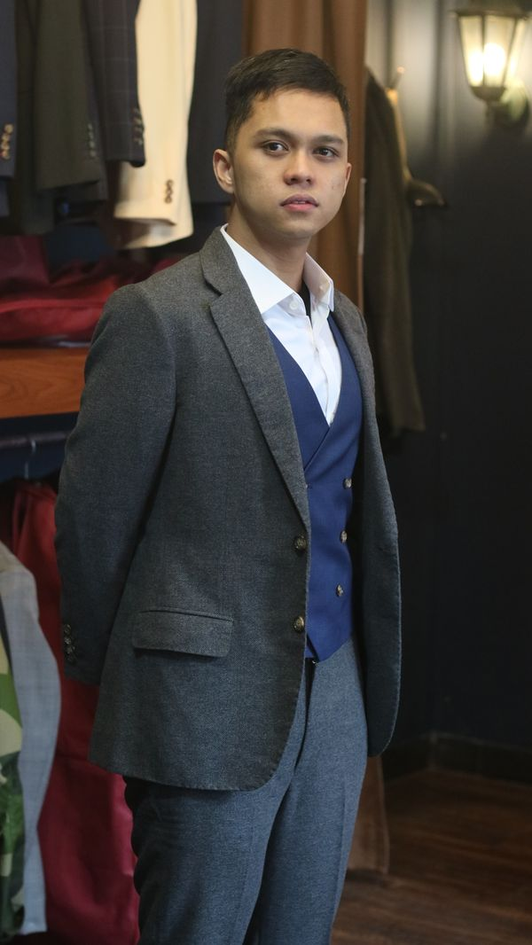 Suits ( Jacket & Trouser ) / In House Fabric