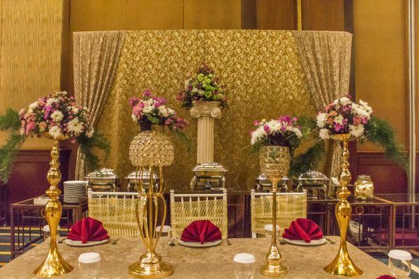 Wedding Catering for El Royale Hotel