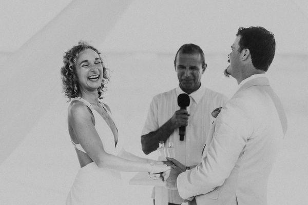 Bali wedding day